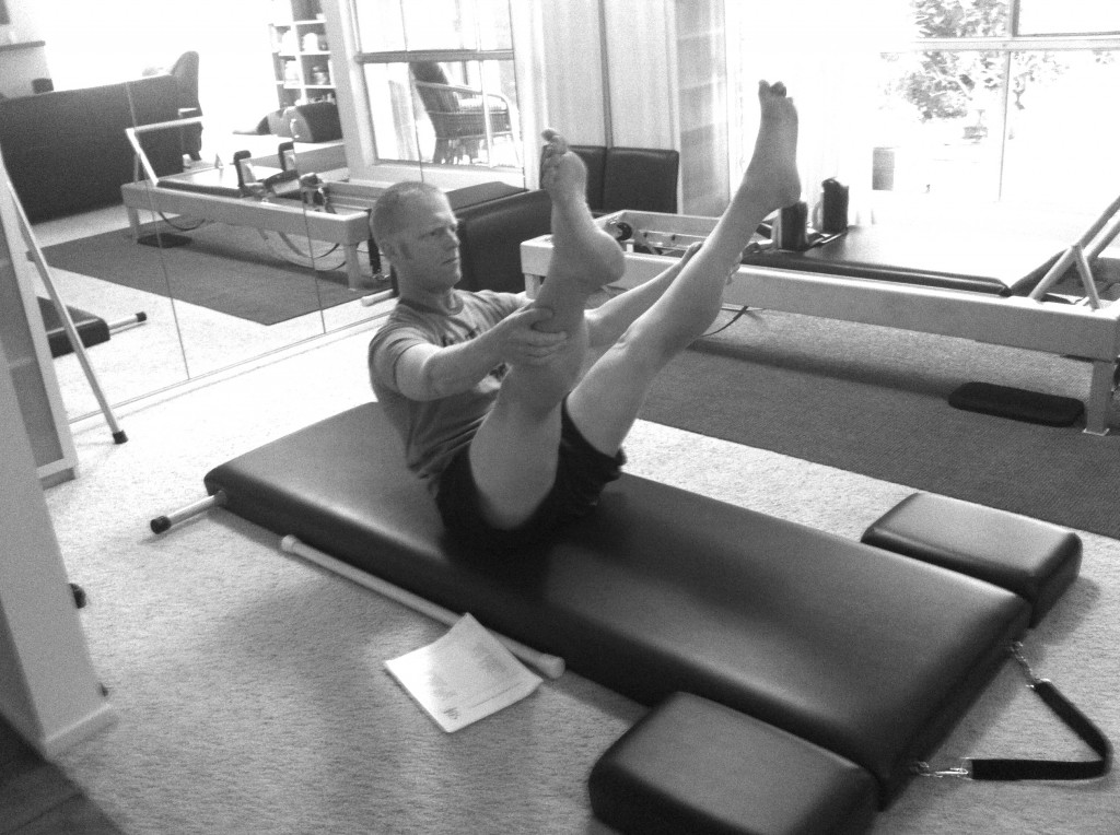 Pilates Projects: 5 Exercises to Perfect your Open Leg Rocker