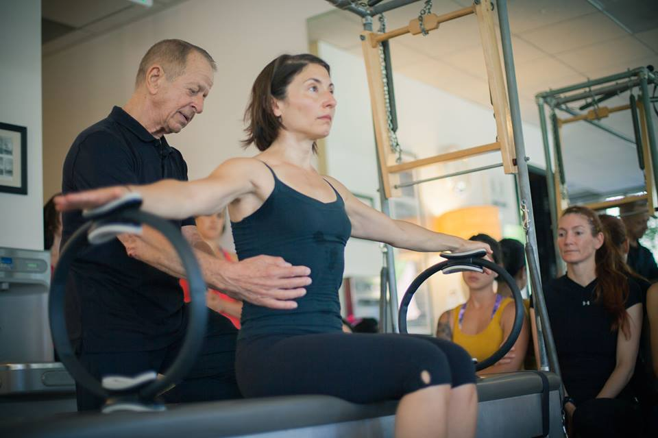 UPDATE: Pilates Home Practice Project: Fran, 60