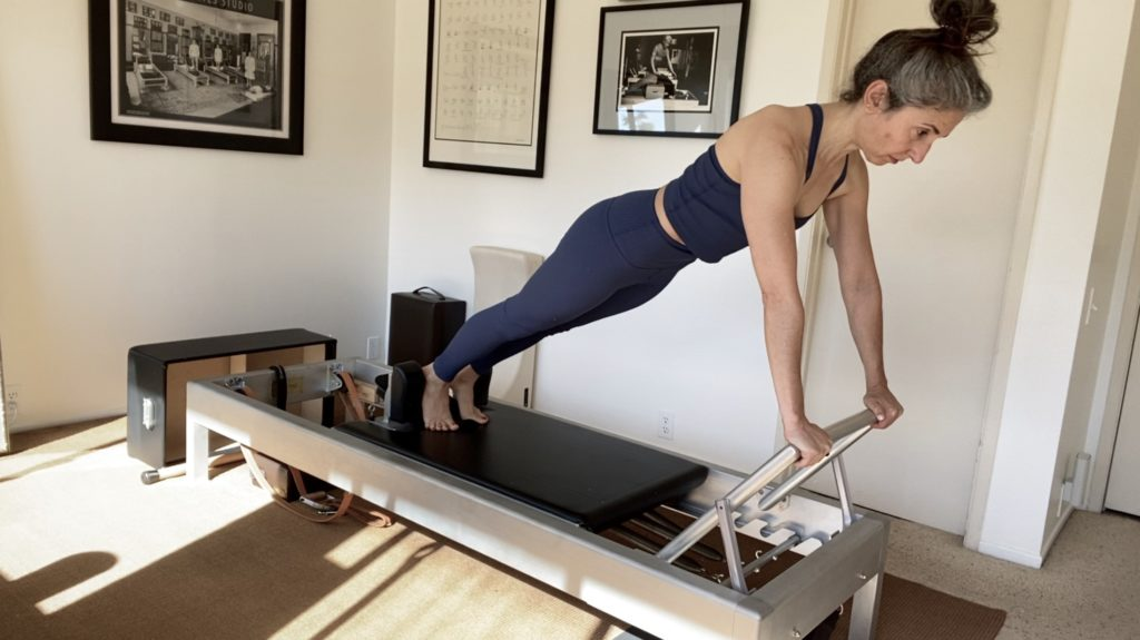 Long Stretch Series on the Reformer